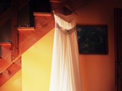 Delikatna suknia ślubna z salonu Madonna, Kraków