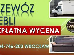Demontowanie mebli, cena tel. 504-746-203. Demontaż, Wrocław.
