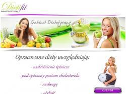 Dietifit - Gebinet Dietetyczny