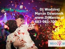 Dj WOdzirej Marcin Dzwonnik  Dj na wesele,Łódź,Warszawa,Bełchatów,Radomsko,