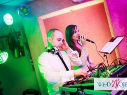 DJ z WOKALISTKĄ na wesele - obejrzyj FILM