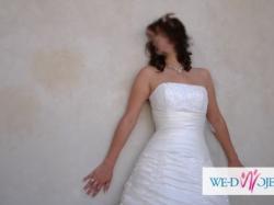 Do sprzedania suknia ślubna DOLCE ANNAIS 400zł!!