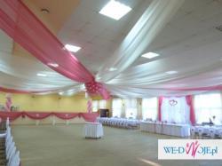 DorDecor  Studio Dekoracji ślubnych i okolicznościowych specjalizuje się w kompl