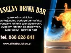 drink bar łuków- profesjonalne usługi barmańskie