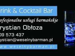 Drink & Cocktail Bar   Usługi barmańskie   Barman Garwolin