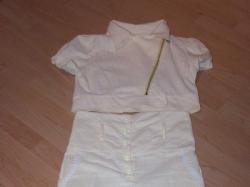 Dwu częściowa (spódniczka +bolerko), model 2008