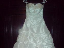 ecri suknia ślubna