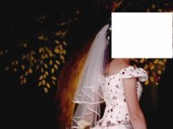ecru - suknia ślubna