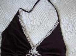 Efektowna sukienka