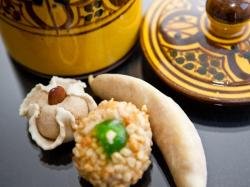 Egzotyczne desery z Maroka