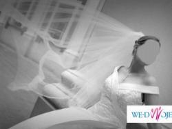 Ekskluzywna piękna suknia ślubna- Atelier Diagonal 306
