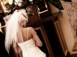 ekskluzywna suknia ślubna Cymbeline z kolekcji 2009