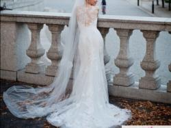 ekskluzywna suknia ślubna PRONOVIAS