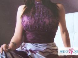 Ekskluzywna suknia z reklamy! BICICI !! 38