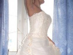 eksluzywna romantyczna suknia Lady Bird