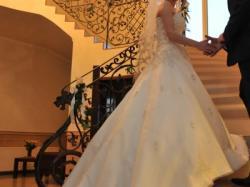 Elegancka haftowana sukienka Miss Kelly 2010