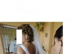 Elegancka i komfortowa suknia ślubna