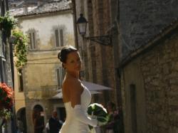 Elegancka i sexy suknia prosto ze ślubu we Włoszech