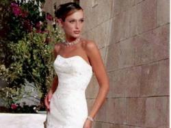 Elegancka i z klasą suknia ślubna