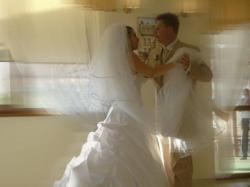 Elegancka markowa suknia ślubna PRONOVIAS