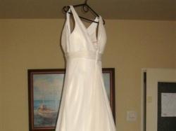 Elegancka suknia Evita roz. 36/38