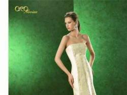 Elegancka suknia hisz