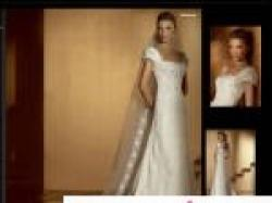 Elegancka suknia hiszpaska SAN Patrick