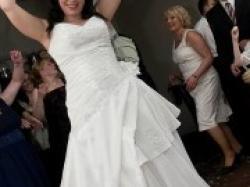 Elegancka suknia Loretta kolekcja 2010-roz 40 (idelana dla ciężarnych)