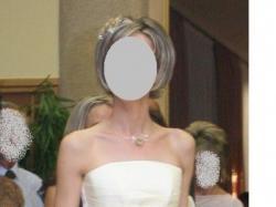 Elegancka suknia - model Draperia z kolekcji Sposa