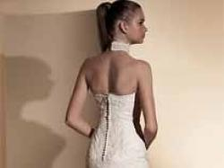 Elegancka suknia ślubna 34/36 z  salonu Madonna