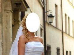Elegancka suknia ślubna do sprzedania