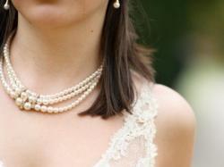 Elegancka suknia ślubna firmy La Sposa, rozmiar 38, 1300zł (no negocjacji)