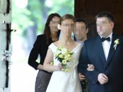 Elegancka suknia ślubna firmy Margarett (model Tonia)