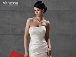 Elegancka Suknia Ślubna Julia Rosa model Vanessa 1119