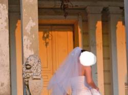 Elegancka suknia ślubna la sposa