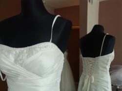 Elegancka suknia ślubna Puławy