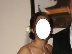 Elegancka suknia ślubna rozmiar 38
