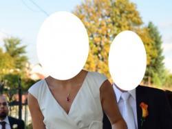 elegancka suknia ślubna  Tonia
