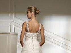 Elegancka suknia z salonu Madonna exclusive w Warszawie