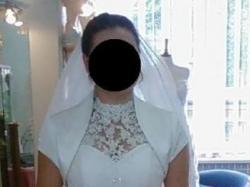 Eleganckka, bardzo ładna suknia ślubna - zapraszam :)