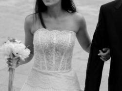 EMMI MARIAGE NA NISKĄ 156 CM MELODY LEGNICA rozm 34