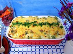 Enchiladas z kurczakiem i białą fasolą - Kasia gotuje z Polki.pl