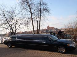 """""""EUROLIMUZYNY.PL"""" wynajem limuzyn, aut lux, retro i cabrio"""