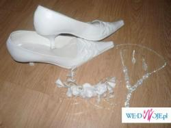 Extra suknia ślubna + gratisySpzredam suknie ślubną wraz z bolerkiem mojej żony!