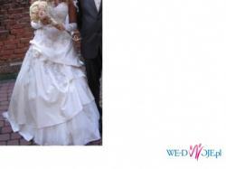 FARAGE GALAXY 4000 suknia ślubna dla księżniczki