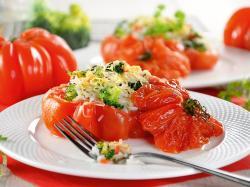 Faszerowane pomidorki
