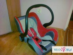 Fotelik Euro Baby 0-13 kg