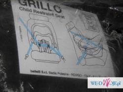 Fotelik nosidełko Delti Grillo firmy Deltim NOWY