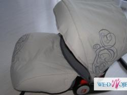 Fotelik Samochodowy ESPIRO NEO dla bliźniąt i nie tylko od 0-13 kg