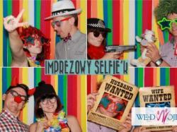 Fotobudka Imprezowy Selfie'k- idealna na Twoje wesele!